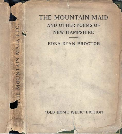 in the mountains of poetry books the mountain and other poems of new hshire edna