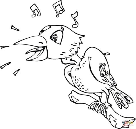 coloring pages of birds singing 94 bird singing coloring page angry birds bomb