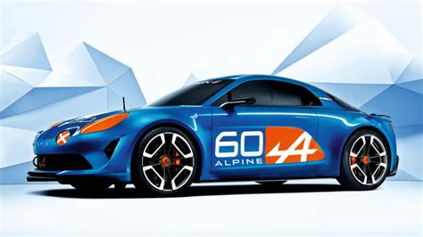 renault alpine celebration renault reveals alpine celebration concept at le mans
