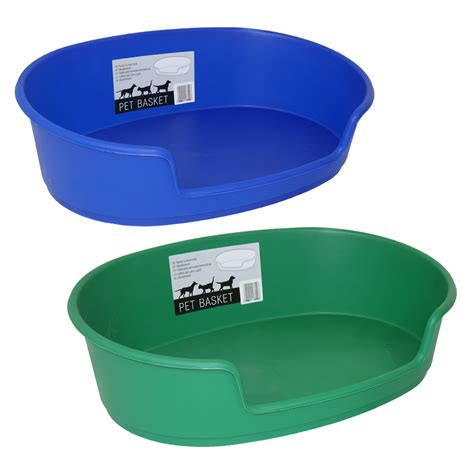 waterproof pet bed plastic waterproof dog bed pet bed sleeper basket animal 3