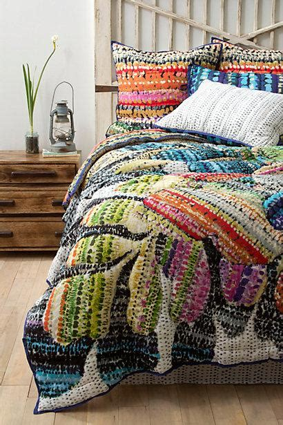 anthropology bedding gila quilt i anthropologie com