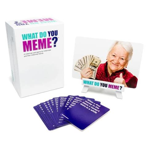 Meme Game - what do you meme game is 2017 s cards against humanity