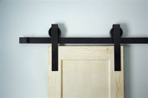 Sliding Barn Door Hinges Traditional Sliding Barn Door Hardware Kit Hingeless