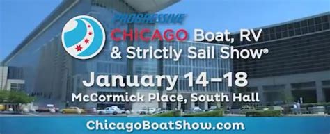 chicago boat show schedule strictly sail chicago boat show january 14 18 2016