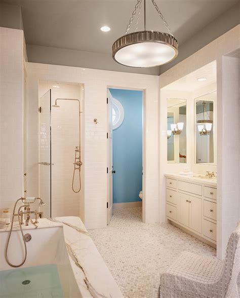 Water Closet Bathroom by Blue Water Closet Bathroom Dillon Kyle