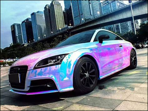 iridescent chrome the world s most finishes
