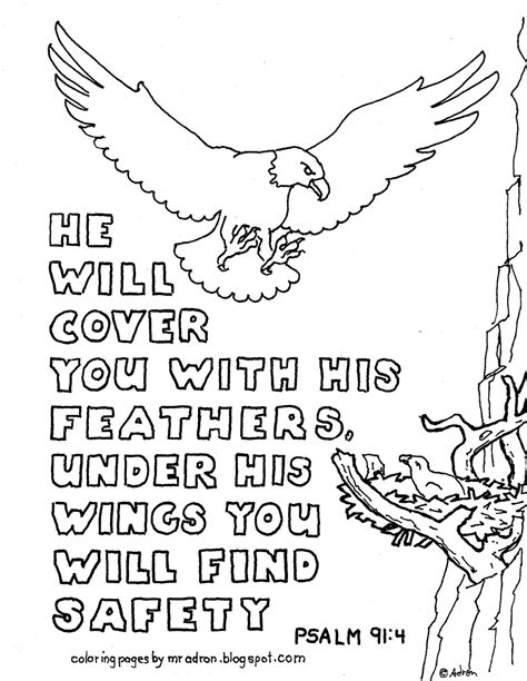 psalm 8 coloring page coloring pages