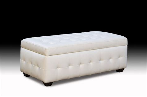 tufted white ottoman beautiful white leather tufted sofa 4 ottoman leather
