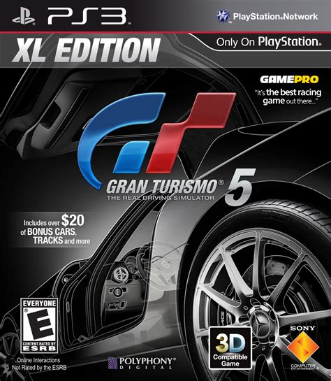 Ps3 Gran Turismo 5 gran turismo 5 xl edition playstation 3 ign