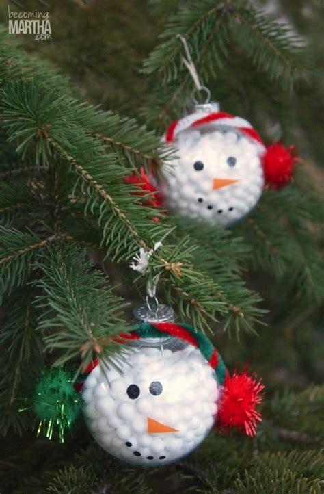 handmade christmas ornaments  vinyl