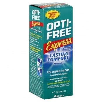 opti free express lasting comfort the grocery girls
