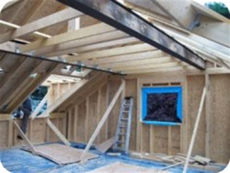 Timber Dormer Construction Sms Timber Frame Floor Timber Frame Extension Two