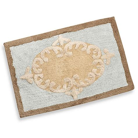 Croscill Laviano Bath Rug Bed Bath Beyond Croscill Bathroom Rugs