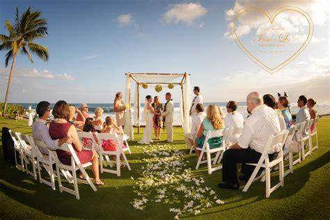 Wedding Ceremony Kauai by Wedding Ceremony At The House Kauai House