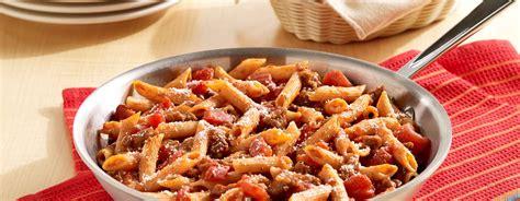 pasta sausage one skillet italian sausage pasta ready set eat
