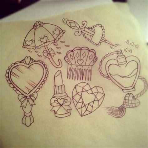 tattoo flash god girly tattoo flash art how cute the heart knife one oh