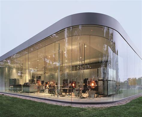 pavillon glas project references