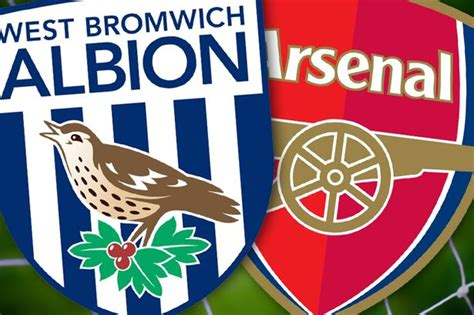 arsenal west brom west brom v arsenal five fast facts birmingham mail