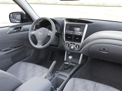 subaru forester interior 2013 subaru forester price photos reviews features
