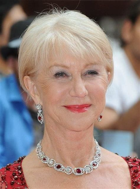 short hairstyles for gray haired women over 60 over 60 hairstyles for women