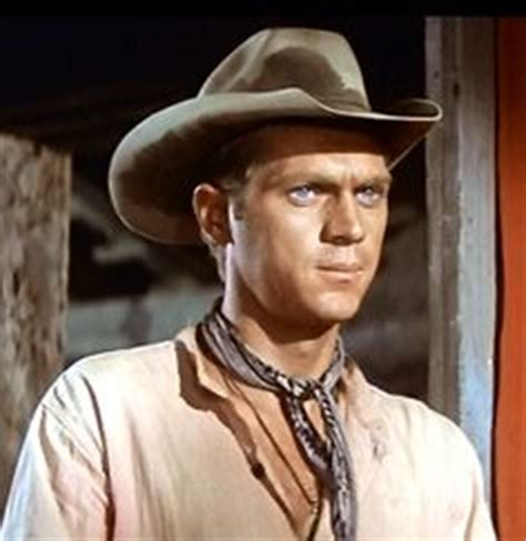 film cowboy anthony steven steve mcqueen the magnificent seven we deal in lead