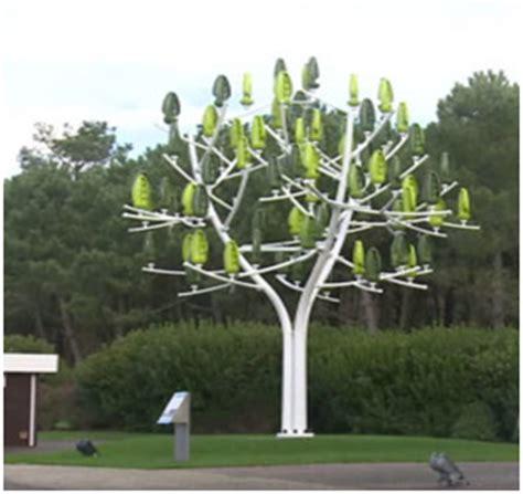 tree generator wind tree as energy generator polytechnic hub