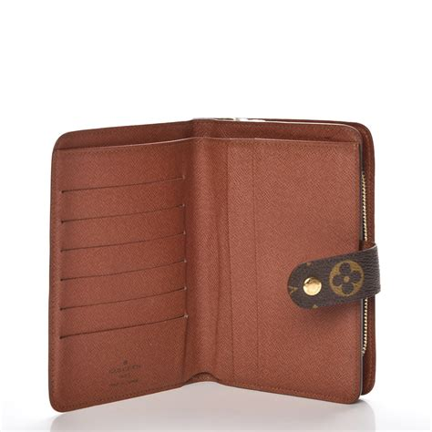 Louis Vuitton Porte 23355 louis vuitton monogram porte papier zippe wallet 217381