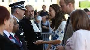 the duchess deal meets duke duke of cambridge recalls loss of during hospice