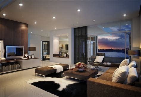 home design villa living room design with bar interior interior designs filled with texture