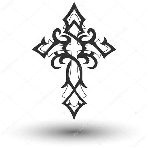 cross tribal tattoo men s tattoo women s tattoo