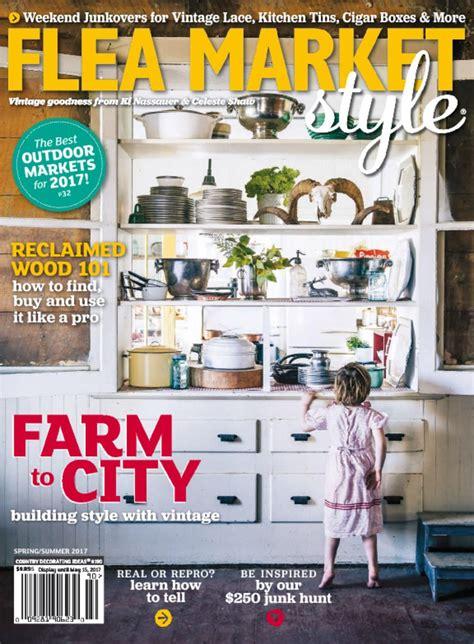 flea market style magazine digital discountmags com