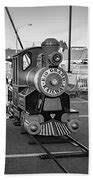 The Little Engine That Could - Bw Photograph by Steve
