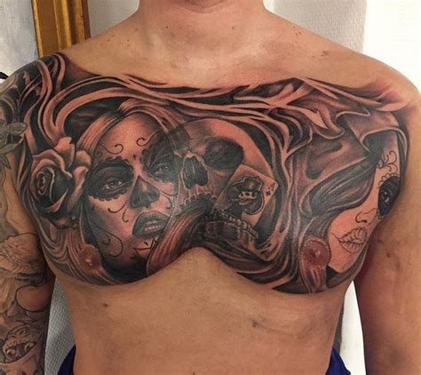 raw ink tattoo 66 best images about dotd on santa muerte