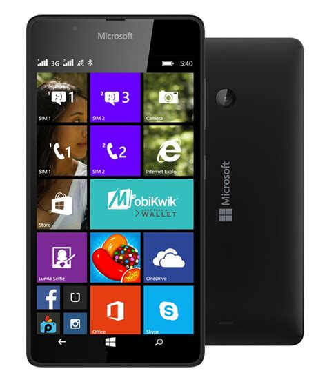 Microsoft Lumia 540 microsoft lumia 540 price in nigeria phone review