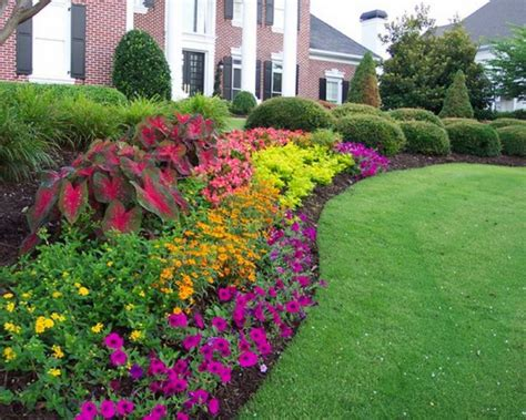 Options For Garden Flower Bed Ideas Landscaping Ideas For Flower Gardens