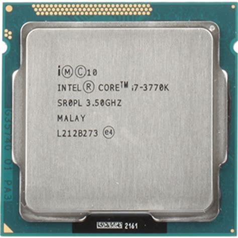 I7 3770k Sockel by Intel I7 3770k Techpowerup Cpu Database