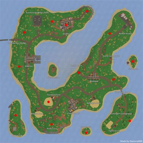 russia map airdrop locations steam community guide how to track and get
