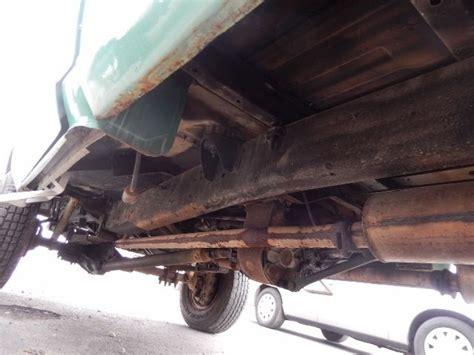 1977 FORD F250 HIGHBOY TRUCK 4X4 GREEN NICE SOLID TRUCK F