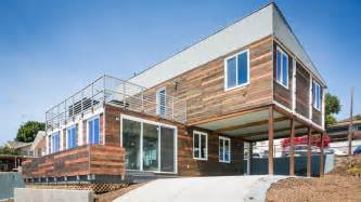 1200 Square Foot House Plans by San Diego Modern Home Made From Shipping Containers