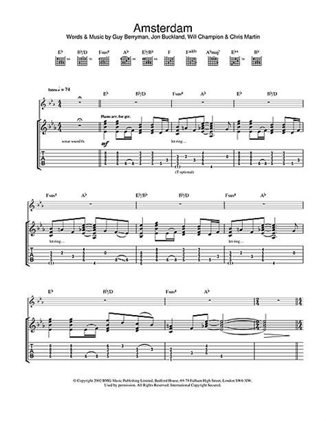 Port Vivan M17 partition guitare amsterdam