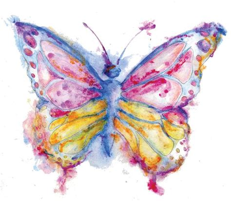 watercolor tattoo yahoo watercolor butterfly yahoo image search results