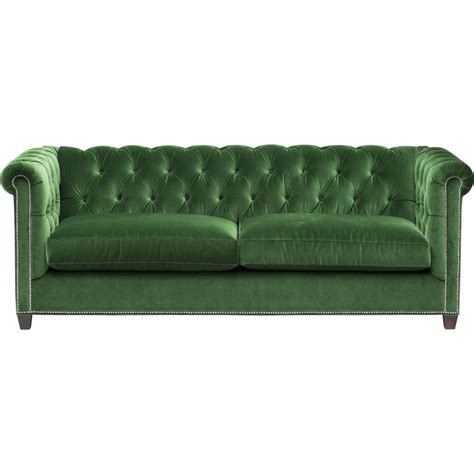 Sofa Inul Di Lung william sofa vance emerald furniture