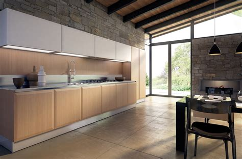 disappearing sleek and polish kitchen design calyx from kitchens scic