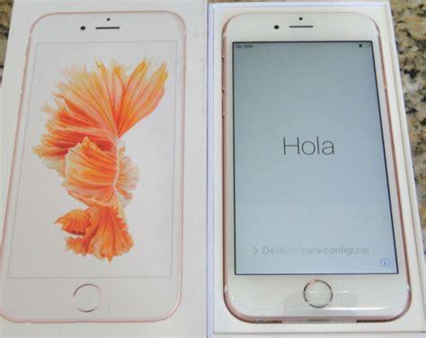 apple iphone  gb rose gold unlocked smartphone