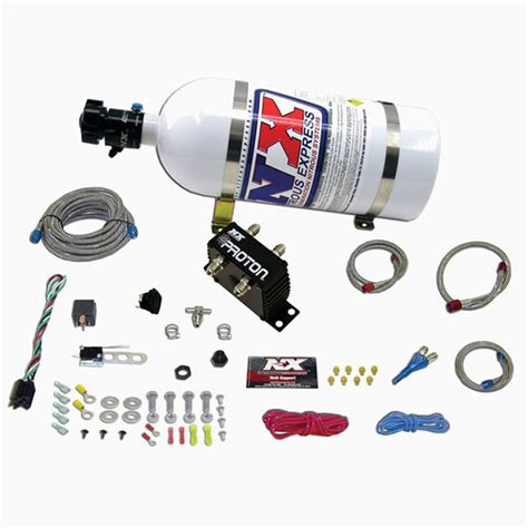 Nitrous Express Proton by Nitrous Express Stage 1 Proton Efi Nitrous Kit For Honda Civic