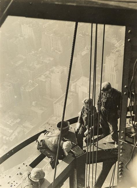 lewis hine phaidon 55s lewis w hine 1874 1940 men working empire state building