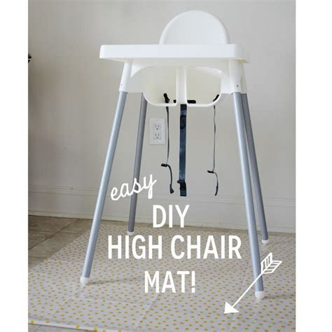 25 best ideas about high chair mat on high