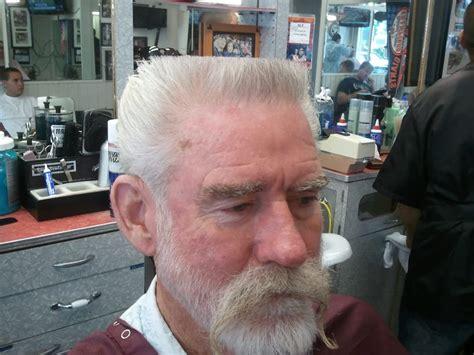 barbershop flattop flattop with fenders yelp