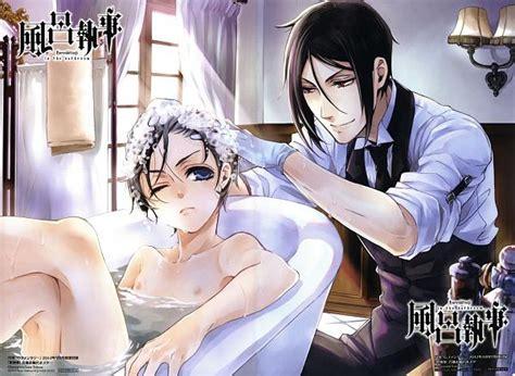 bathroom full sex تحميل المانجا الرهيبة والانمي المحببة kurushitsuji الخادم