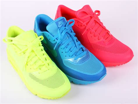nike air max  hyperfuse highlighter pack